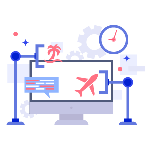 Travel software-Automate Tailor-made offers process